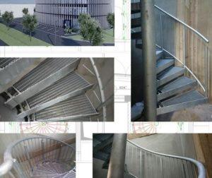 Steel Gratings / Stalen Roosters