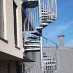 winding stair - type GIVAR - 770 | escalier colimaçon | Wendeltreppe | Wenteltrap